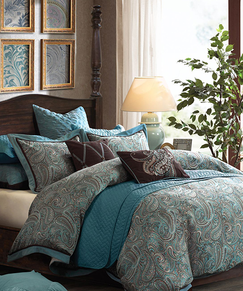 Ralph Lauren Comforter Set