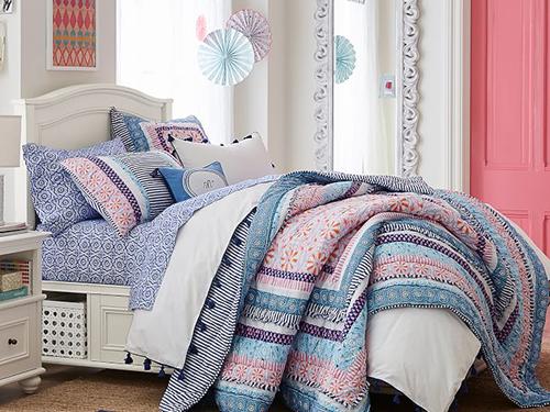 Zaidey Teen Girl Bedding