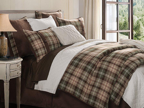 Rustic Comforters & Quilts