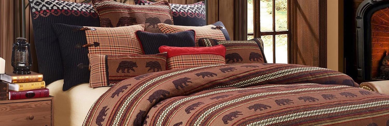 Luxury Cabin Bedding