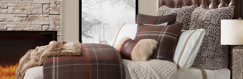 Rustic Bedding