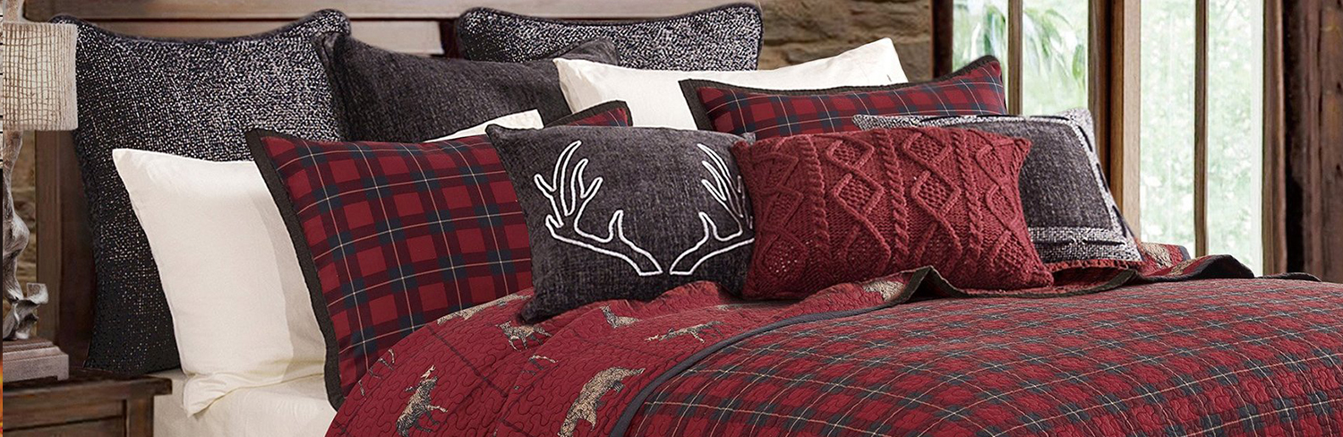 Rustic Quilts For 2020 Rustic Bed Bath Quilt Collection