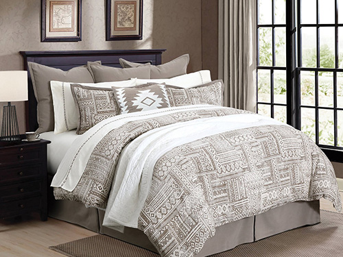 Trent Southwestern Comforter Set