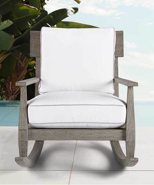 Adones Outdoor Rocking Chair