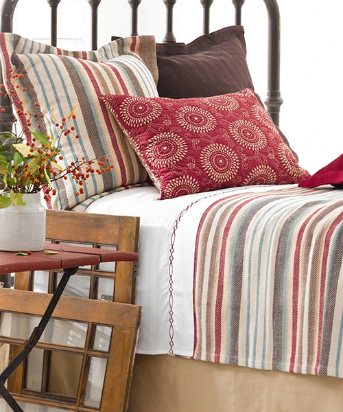 Haute Lodge Southwestern Ranch Blanket