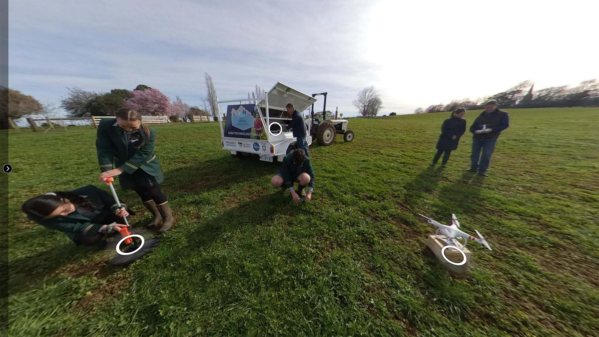 virtual farm tours