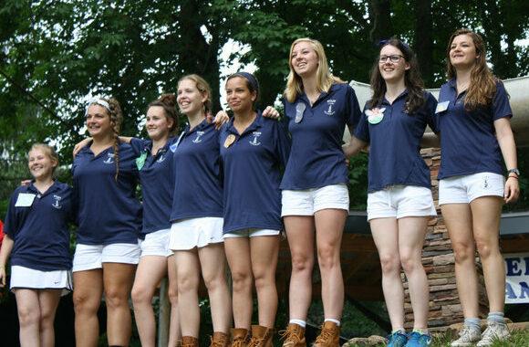 Happy camp staff