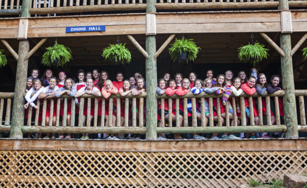 Camp Alleghany Hoppers