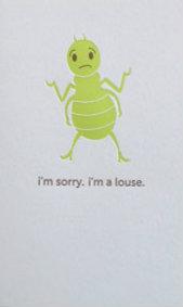 Lice card