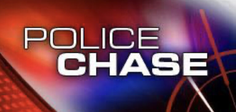 Wanted Felon Eludes Police After Chase