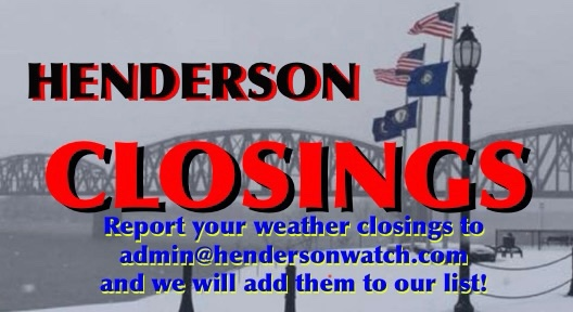Henderson Inclement Weather Closings