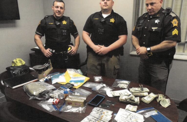 Undercover Meth Purchase Results in Large Drug Bust