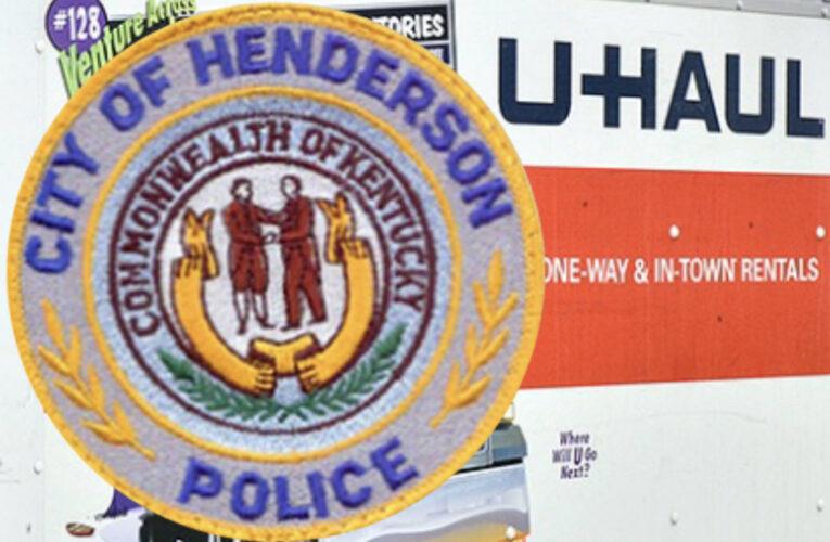 U-Haul used for Trafficking Meth