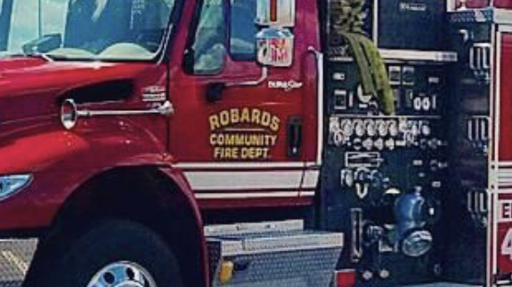 Driver Falls Asleep, Wrecks Overnight in Robards