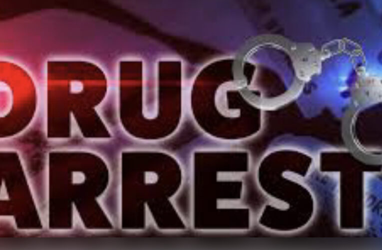 Drug Arrest After Police Are Called to Suspicious Vehicle in Alley