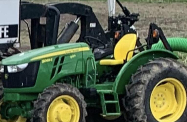 KSP: Stolen Tractor in Henderson