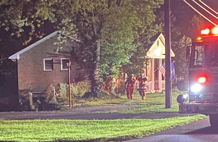 HFD Saves Home From Vehicle/Garage Fire