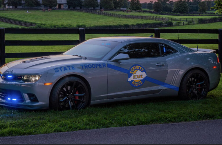 KSP Aims to Win 'Best Looking Cruiser' Contest VOTE NOW