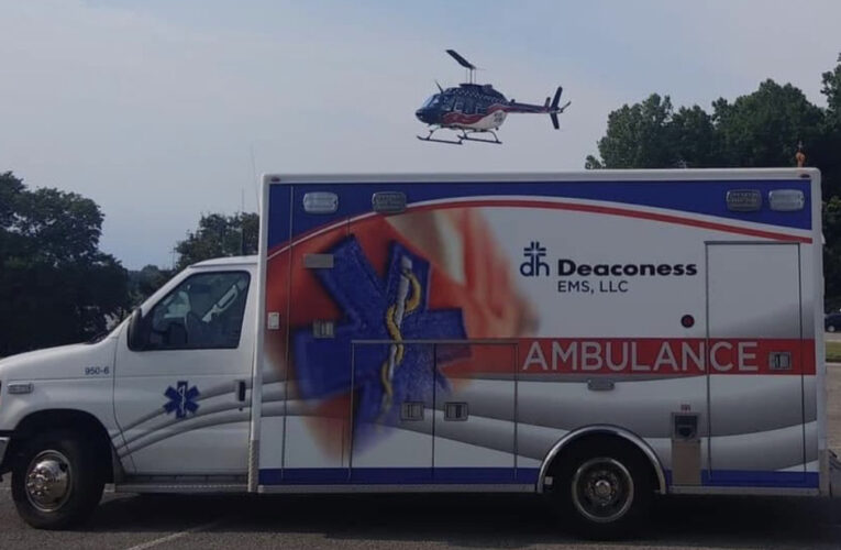 Man in Stable Condition After Motorcycle Collision in Reed