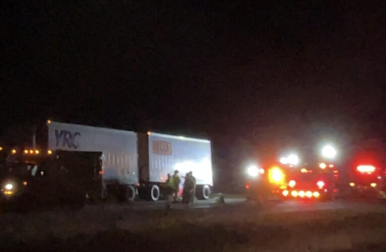 Chemical Spill Stretching From TwinBridges to Robards Shuts Down Interstate