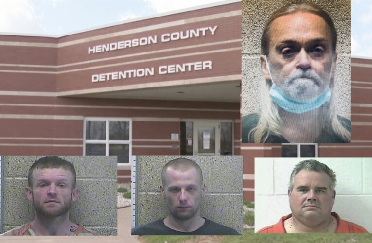Fourth Man Arrested in Ongoing Detention Center Investigation
