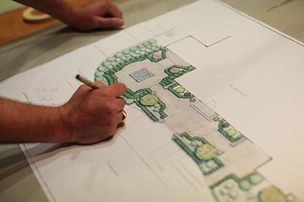 Landscape Design - Boone Gardiner Landscape in LaGrange, Ky