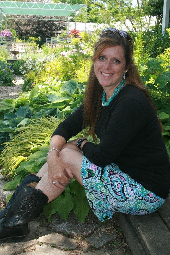 Hope Gardiner - Vice President of Boone Gardiner Landscape & Farm in LaGrange, Ky