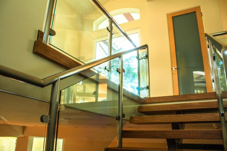 custom wrought iron railing
