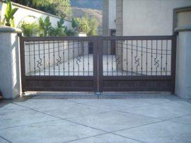 wrought iron gate image 4