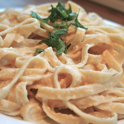 Creamy Cauliflower Alfredo Sauce Recipe
