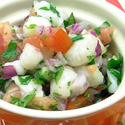 Sea Scallop Ceviche