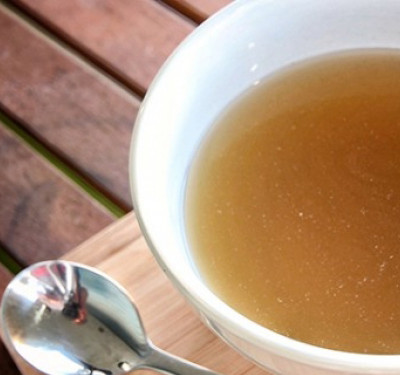 Fortified Chicken Broth
