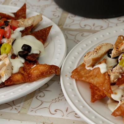 Italian Nachos Recipe