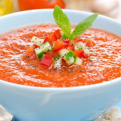 Andalusian Gazpacho Sopa