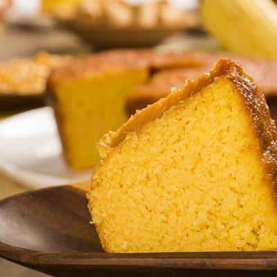 Broa de Fubá: Brazilian Corn Cake