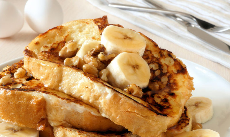 Perfecting French Toast