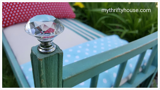 baby doll bed crystal