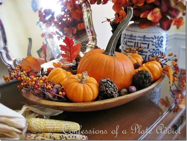 Fall Dough Bowl from Confessions of a Plate Addict