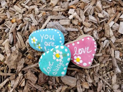 Love Kindness Rocks