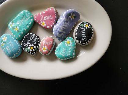 Painted Kindness Rocks