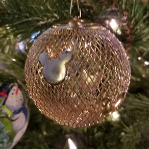 traditional christmas tree Disney