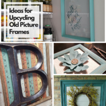 Sharing ideas for upcycling old pi