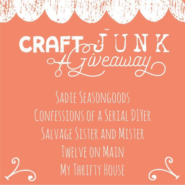 Craft Junk Giveaway 3