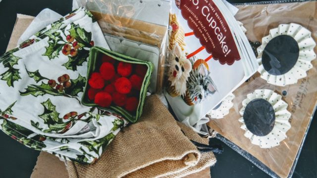 My Thrifty House Christmas Craft Junk Giveaway 6