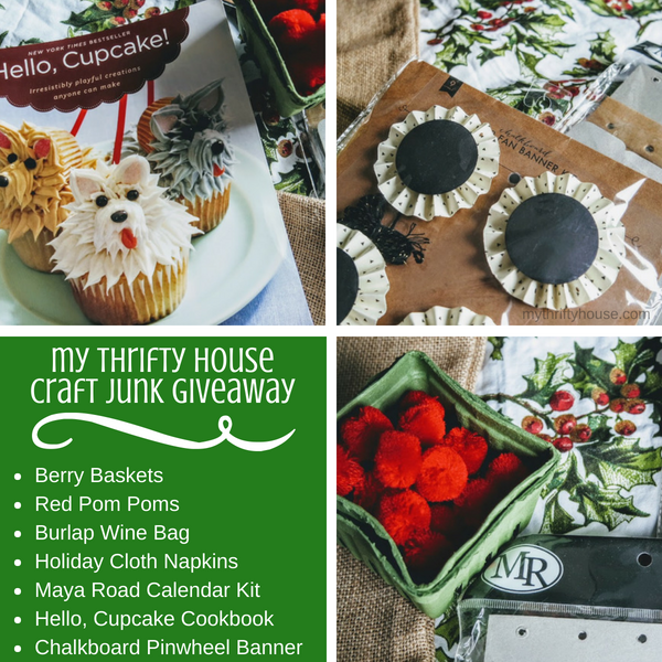 My Thrifty House Christmas Craft
