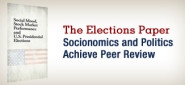 [Social Mood Watch] The Elections Paper: Socionomics and Politics Achieve Peer Review