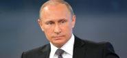 Putin Shows His Dark Side … Again