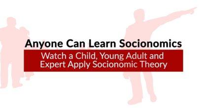 Anyone Can Learn Socionomics