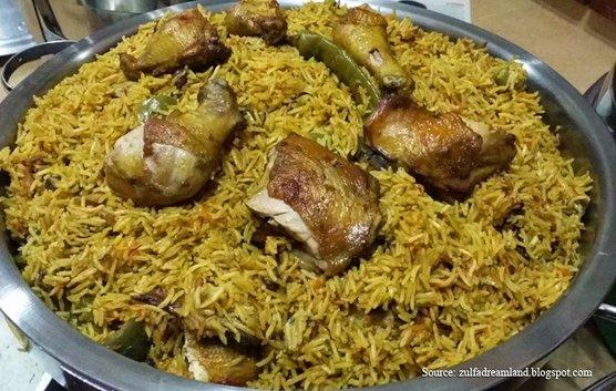 Jom Ber'Mandy' Makanan Arab