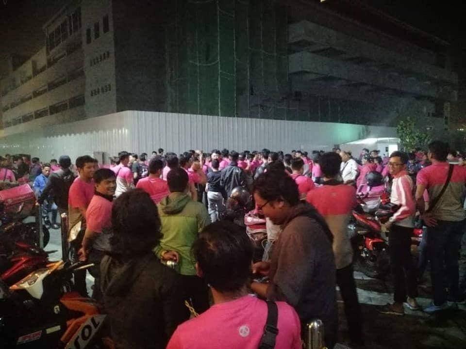 Kami Nak Hak Kami – Foodpanda Rider